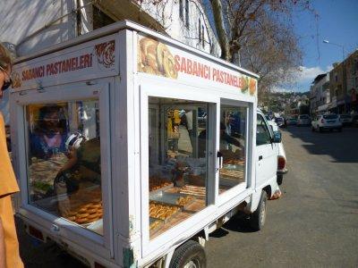 Kas Friday Market Mobile Bakery Truck