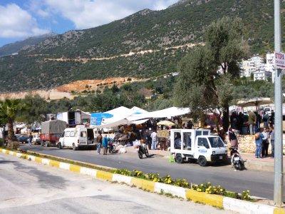 Kas Friday Market