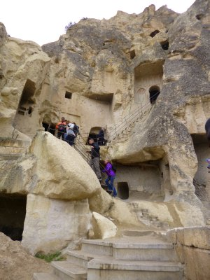 Goreme: Open Air Museum