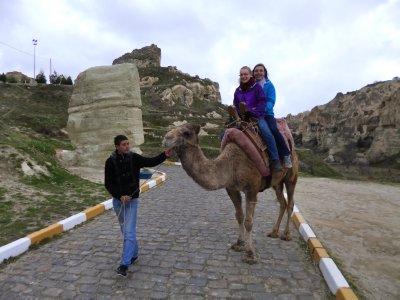 Camel Ride Goreme