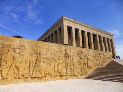Anitkabir: Ataturk's Mausoleum