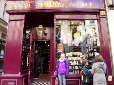 Hardy's Sweet Shop