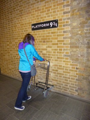 King's Cross: Platform 9 3/4