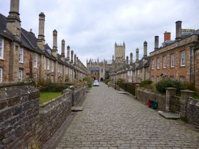 Vicars' Close, Wells