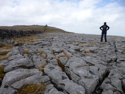The Burren near Kinvara