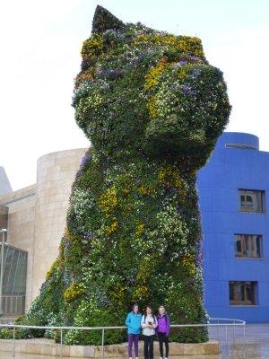 Bilbao: Puppy