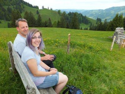 Alpsee bergwelt walk