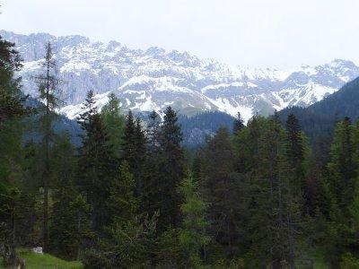 Hiking in Geistal