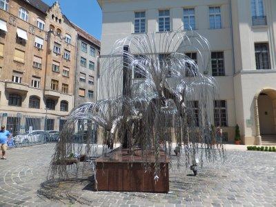 Memorial of the Hungarian Jewish Martyrs