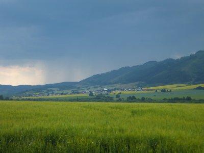 Slovakia countryside