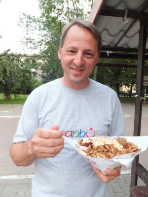 Kebab Polish Style