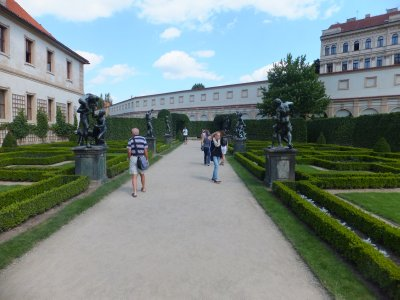 Wallenstein Palace: Prague Senate