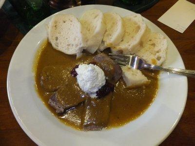 Muriel's Dinner - Svíčková na smetaně