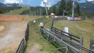 Imst alpine coaster -- AGAIN!