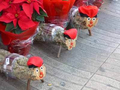 Barcelona: Catalan Christmas Logs