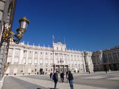 Madrid: Palacio Real