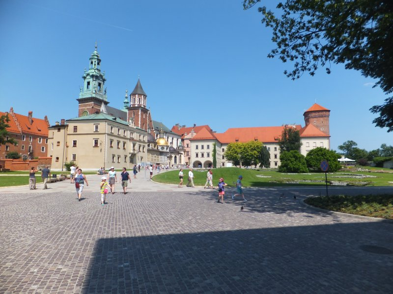 Wawel Cathedral and Castle