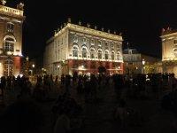 Place Stanislas at Night