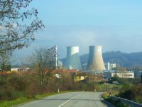Our area of Tuscany is nuclear powered