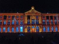Evening Light Show in Place Stanislas