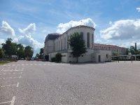 Chapel at Hannah's School in Nancy