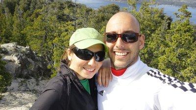 Mirador Lago Gutierrez