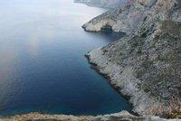Alonissos tyhe deserted island og Gioura