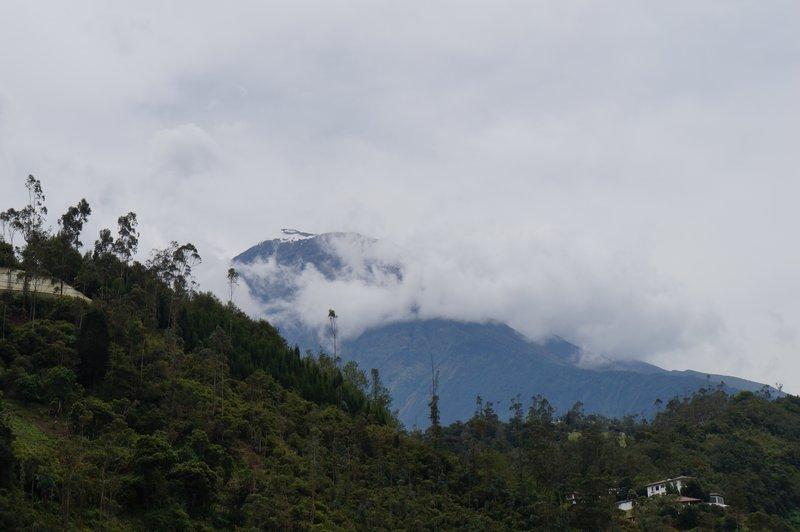 Volcan Tungurahua