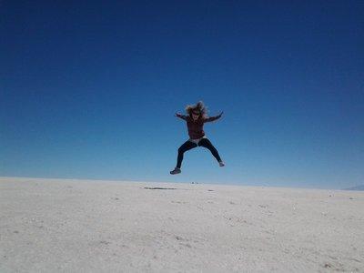 salt flats!