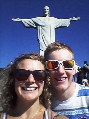 Christ and us!