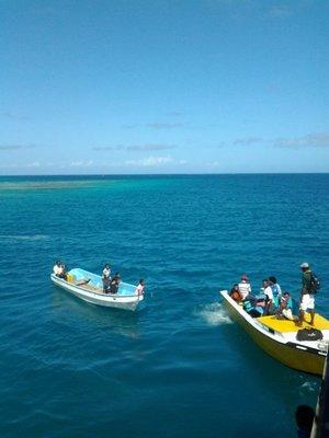 fijian fisherboats