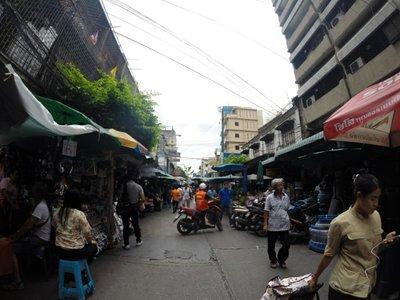bangkok markets