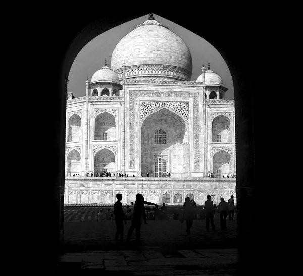 india in frame