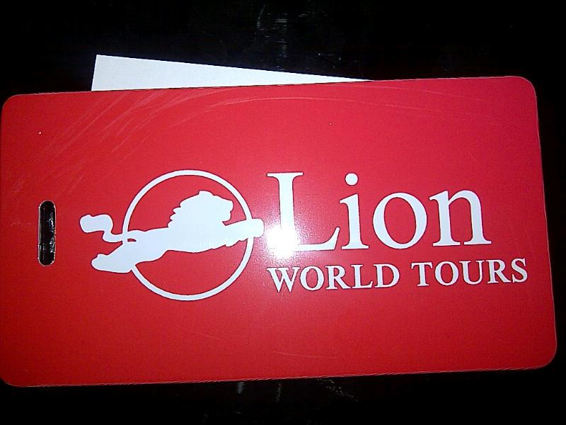 Lion World Tour