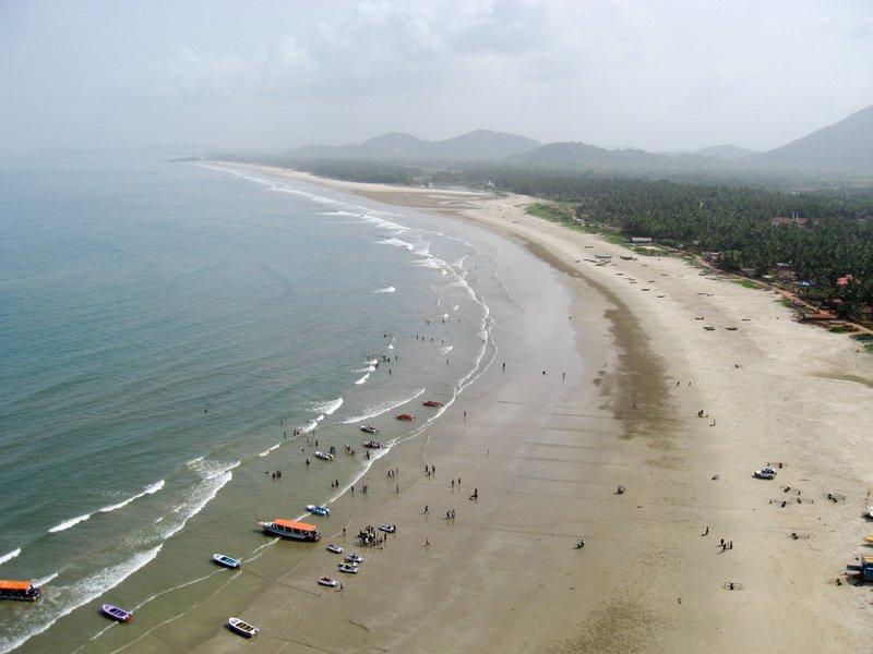 Murudeshwar Beach