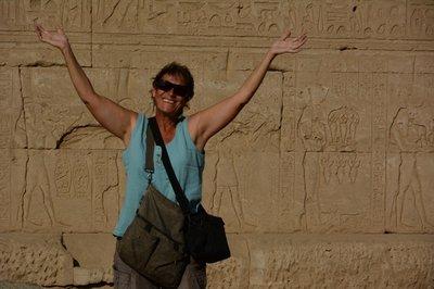 Egypte--Dandara-Tempel van Hathor (7)