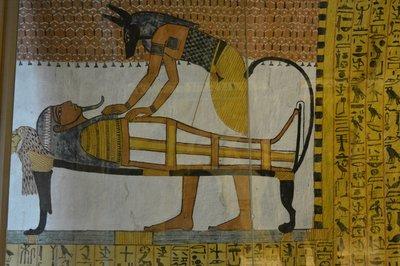 Egypte-Graftombes bij Luxor-3