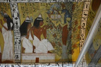Egypte-Graftombes bij Luxor-4