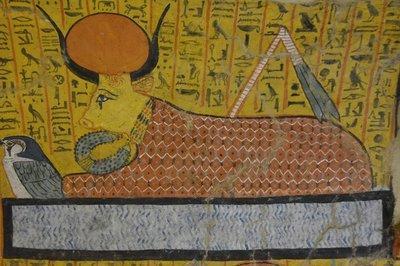 Egypte-Graftombes bij Luxor-5