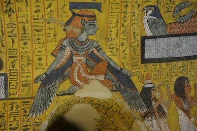 Egypte-Graftombes bij Luxor-6