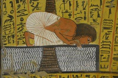 Egypte-Graftombes bij Luxor-7