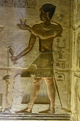 Egypte-Graftombes bij Luxor-8