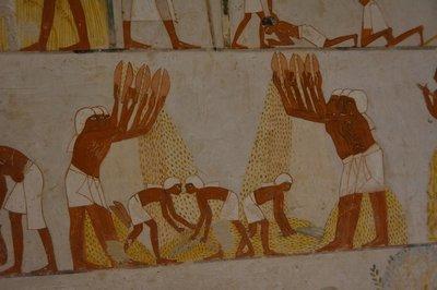 Egypte-Graftombes bij Luxor-9