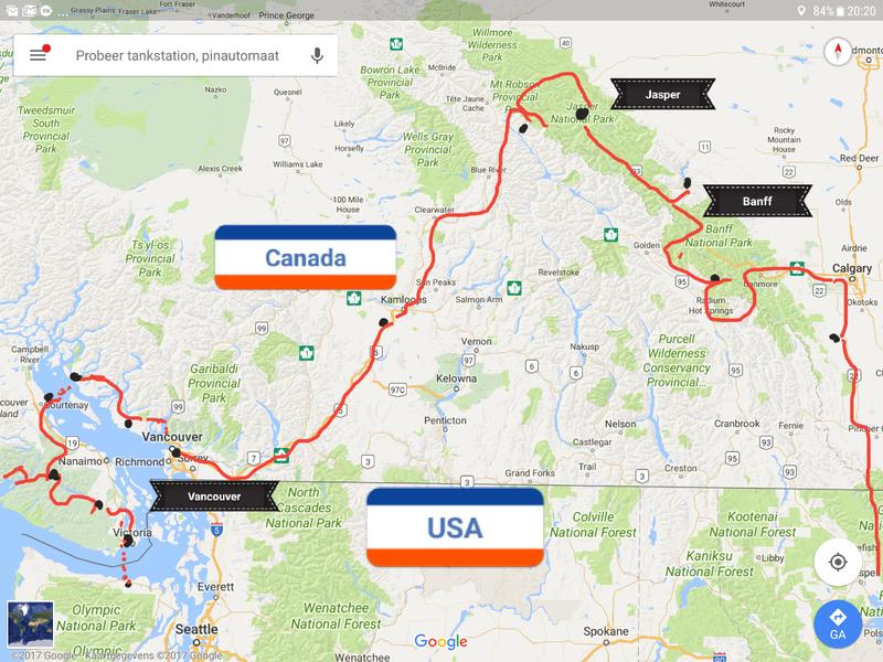 U-turn Canada