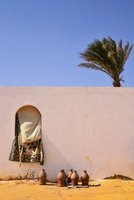 Out House - Egypt