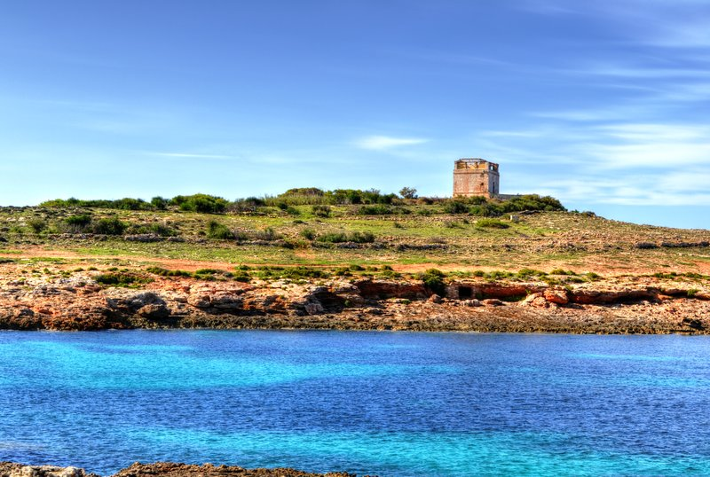 Maltese Coastline