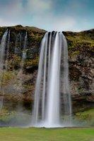 Seljalandsfoss (Waterfall), Iceland