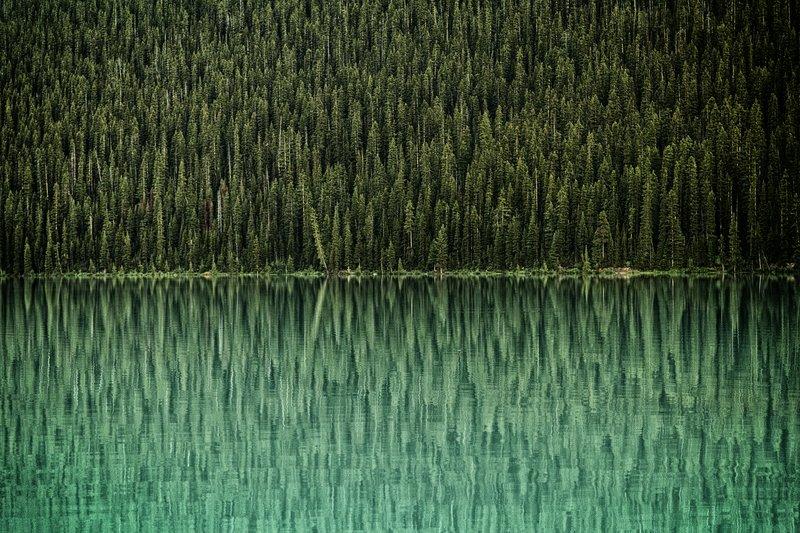 Reflections at Lake Louise