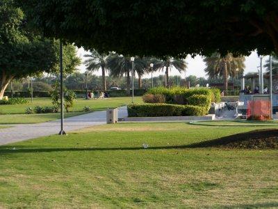 Park in Al Ain