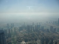 Smog and haze from the top of the world